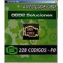 Pack Reparación Diagnostico Códigos Falla Odb1 Odb2 Escaner