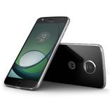 Celular Motorola Moto Z Play Smartphone Negro Blanco