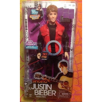 Justin Bieber Muñeco Never Say Never Cantante Oficial