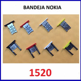 Bandeja Gaveta Chip Nokia Lumia 720 900 920 925 1020 1520