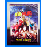 Box The Big Bang Theory 5ª Temporada A Teoria Dvd Lacrado