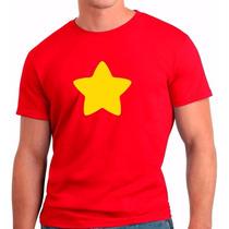 Camiseta Steven Universo - Camisas Desenhos Infantis