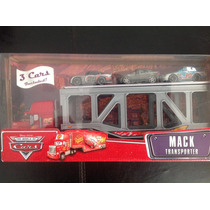 Disney Cars Mack Madrina Trailer