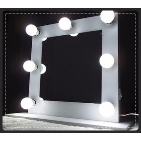 espejo maquillaje para luces estilo hollywood xx