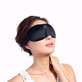 Antifaz 3d Mascara Dormir Concavo Descansar Viaje Blackout