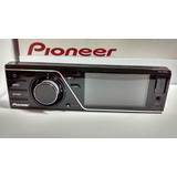 Frente Dvd Pioneer Dvh-7380av ( Usado) Somente A Frente