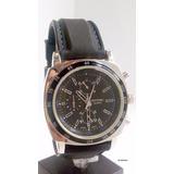 Reloj Hombre Analógico Uniform Malla Silicona Uk-034