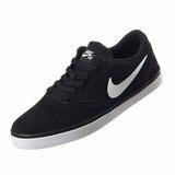 Zapatillas Nike Sb Check Skate Terciopelo Urbanas 705265-006