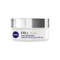 Creme Nivea Facial Antissinais Cellular Diurno Fps 30 52 Gr