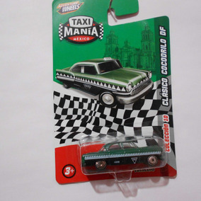 Fermar4020 Clasico Cocodrilo Df T-8 #10 1:64 Taxi Mania