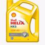 Aceite Multigrado Para Motor Helix Hx5 15w40 (sl/cf) X 4 Lts