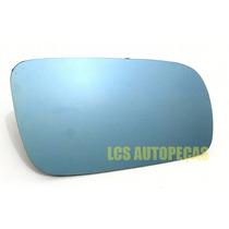 Lente Espelho Retrovisor Direito Golf Bora Audi A3 Desembaç