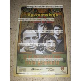 Gusana Ciega Poster Presentacion Rueda Del Diablo!!