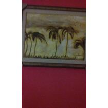Tela:pintura A Óleo (paisagem)