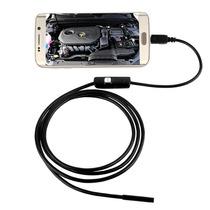 Camera Inspeção Sonda Endoscópica 3.5 Metros Android Otg Pc