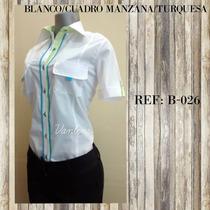 Camisa Malla Interna Uniforme (tipo Columbia)