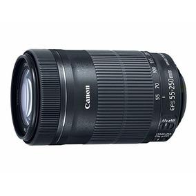 Lente Canon Ef-s 55-250mm F4 5.6 Is Promoção C/nfe
