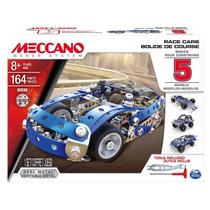 Meccano 16208 Race Cars Autos De Carrera (5 Modelos)