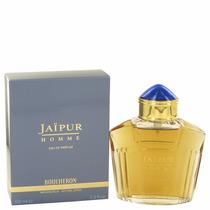 Perfume Jaipur Homme Boucheron For Men 100ml Edp - Original