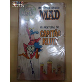 Don Martin As Aventuras Do Capitão Klutz - Livro Bolso Mad