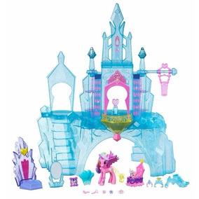 Castelo Império De Cristal My Little Pony Pônei Hasbro C/luz
