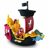 Barco Do Capitão Gancho Jolly Roger - Jake E Os Piratas