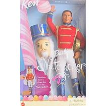 Juguete Barbie En El Cascanueces Ken Como Prince Eric Muñec