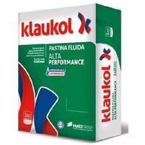 Pastina Porcellanato Klaukol 5kg Alta Performance Gris Plomo