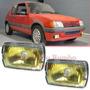 Juego X 2 Kit Faro Auxiliar Peugeot 205 Gti
