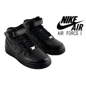 Nike Air Force Cano Alto Botinha Pronta Entrega Com Caixa
