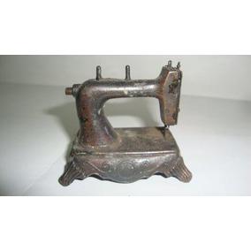 Máquina De Costura Apontador Brinquedo Antigo
