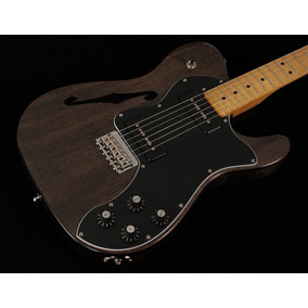 Guit Fender Telecaster Plus Moder Player Thinile Deluxe