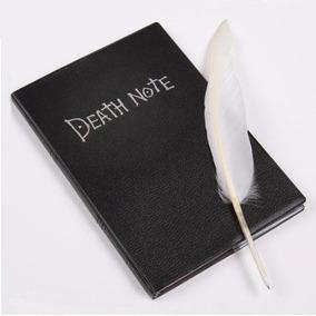 Caderno Death Note Oficial - Frete Grátis