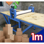 Suajadora Electrica Para Fabricacion De Caja De Carton 12men
