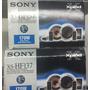 Set De Medios Y Tweeters Sony Xs Hf137 Old School