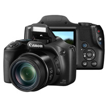 Câmera Digital Canon Powershot Sx520 Hs 16 Mp Monitor Lcd Zo