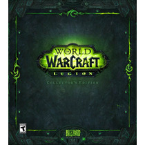 Videojuego World Of Warcraft Legion Collector Pc Activision