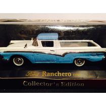 Road Signature 1/43 Ford 1957 Ranchero En Caja