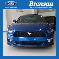 Nuevo Ford Mustang Gt 5.0 0km 2017 Hg