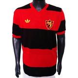 Camisa Retrô Sport Recife 1982 Camiseta Leão Blusa Feminina
