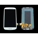 Lcd + Touch Samsung S3 Gt-i9300 Blanco Negro Azul Nuevo