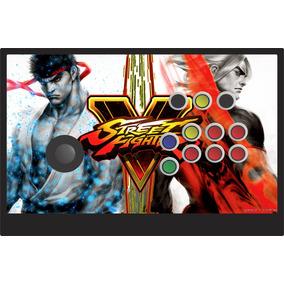 Controle Arcade Xbox One E Pc Com Fio / Sem Analógico
