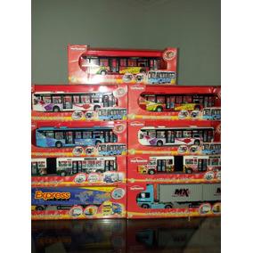 Juguete Para Niño, Bus De La Ciudad Marca Kreisel Majorette