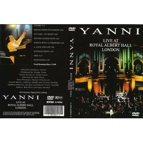 Yanni - Live At Royal Albert Hall London