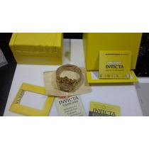 Relógio Invicta Reserve + Caixa Completa Peça Única