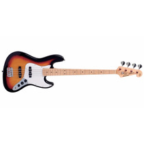 Baixo 4 Cordas Sx Jazz Bass Sjb Alder - 3ts + B R I N D E