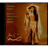 Cd / Mohammed Abdul Wahab ( Música Árabe ) Hossam Ramzy Zein