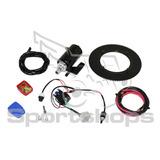 Kit Partida Elétrica Motor De Popa Yamaha 15 / 20 / 25 Hp