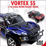 Carro A Radiocontrol Redcatracing Vortex Ss Nitro 1/10