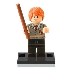 Boneco Lego Compativel Ron Weasley Rony Ronnie Harry Potter